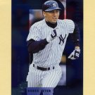1997 Donruss Baseball Silver Press Proofs #049 Derek Jeter - New York Yankees