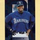 1997 Donruss Baseball Silver Press Proofs #021 Ken Griffey Jr. - Seattle Mariners