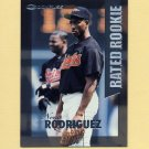 1997 Donruss Baseball Rated Rookies #06 Nerio Rodriguez - Baltimore Orioles