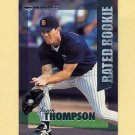1997 Donruss Baseball Rated Rookies #01 Jason Thompson - San Diego Padres