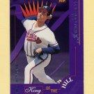 1997 Donruss Baseball #425 John Smoltz KING - Atlanta Braves