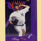 1997 Donruss Baseball #424 Andy Pettitte KING - New York Yankees