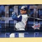 1997 Donruss Baseball #419 Jim Edmonds HIT - Anaheim Angels