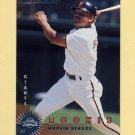 1997 Donruss Baseball #387 Marvin Benard - San Francisco Giants