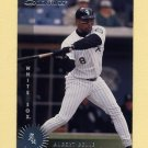 1997 Donruss Baseball #289 Albert Belle - Chicago White Sox