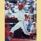 1997 Donruss Baseball #251 Darryl Hamilton - Texas Rangers