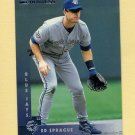 1997 Donruss Baseball #239 Ed Sprague - Toronto Blue Jays
