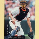 1997 Donruss Baseball #238 Marcus Jensen - San Francisco Giants