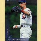 1997 Donruss Baseball #237 Luis Gonzalez - Chicago Cubs