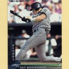 1997 Donruss Baseball #229 Ray Montgomery - Houston Astros