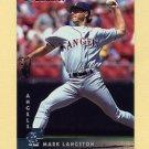 1997 Donruss Baseball #228 Mark Langston - Anaheim Angels