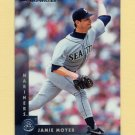 1997 Donruss Baseball #224 Jamie Moyer - Seattle Mariners