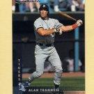 1997 Donruss Baseball #220 Alan Trammell - Detroit Tigers