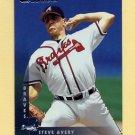1997 Donruss Baseball #204 Steve Avery - Atlanta Braves