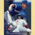 1997 Donruss Baseball #202 Alex Gonzalez - Toronto Blue Jays