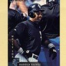 1997 Donruss Baseball #199 Harold Baines - Chicago White Sox