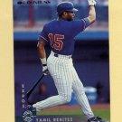 1997 Donruss Baseball #193 Yamil Benitez - Montreal Expos