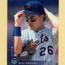 1997 Donruss Baseball #153 Rico Brogna - New York Mets