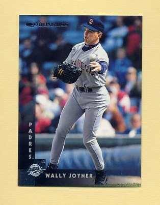 1997 Donruss Baseball #152 Wally Joyner - San Diego Padres