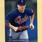 1997 Donruss Baseball #149 Brant Brown - Chicago Cubs