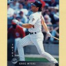 1997 Donruss Baseball #148 Greg Myers - Minnesota Twins