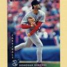1997 Donruss Baseball #147 Donovan Osborne - St. Louis Cardinals