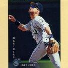 1997 Donruss Baseball #132 Joey Cora - Seattle Mariners