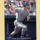1997 Donruss Baseball #125 Todd Hollandsworth - Los Angeles Dodgers