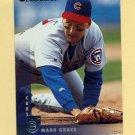 1997 Donruss Baseball #120 Mark Grace - Chicago Cubs