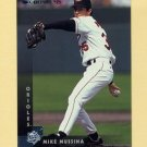 1997 Donruss Baseball #119 Mike Mussina - Baltimore Orioles