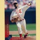 1997 Donruss Baseball #107 Darren Oliver - Texas Rangers