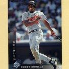 1997 Donruss Baseball #102 Bobby Bonilla - Baltimore Orioles