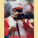1997 Donruss Baseball #100 Reggie Sanders - Cincinnati Reds
