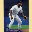 1997 Donruss Baseball #099 Charlie Hayes - New York Yankees