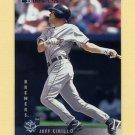 1997 Donruss Baseball #092 Jeff Cirillo - Milwaukee Brewers