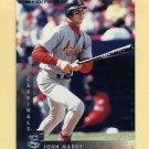 1997 Donruss Baseball #090 John Mabry - St. Louis Cardinals