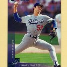 1997 Donruss Baseball #079 Ismael Valdes - Los Angeles Dodgers