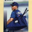 1997 Donruss Baseball #073 Rickey Henderson - San Diego Padres
