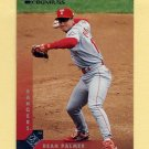 1997 Donruss Baseball #062 Dean Palmer - Texas Rangers