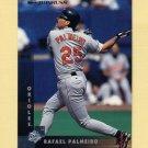 1997 Donruss Baseball #056 Rafael Palmeiro - Baltimore Orioles