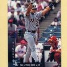1997 Donruss Baseball #053 Melvin Nieves - Detroit Tigers