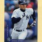 1997 Donruss Baseball #049 Derek Jeter - New York Yankees