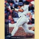 1997 Donruss Baseball #038 Derek Bell - Houston Astros