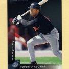 1997 Donruss Baseball #037 Roberto Alomar - Baltimore Orioles