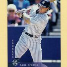 1997 Donruss Baseball #035 Paul O'Neill - New York Yankees