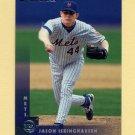 1997 Donruss Baseball #033 Jason Isringhausen - New York Mets