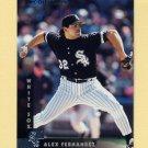 1997 Donruss Baseball #032 Alex Fernandez - Chicago White Sox