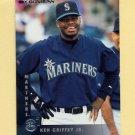1997 Donruss Baseball #021 Ken Griffey Jr. - Seattle Mariners