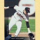 1997 Donruss Baseball #019 Matt Williams - San Francisco Giants