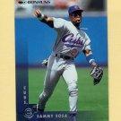 1997 Donruss Baseball #015 Sammy Sosa - Chicago Cubs